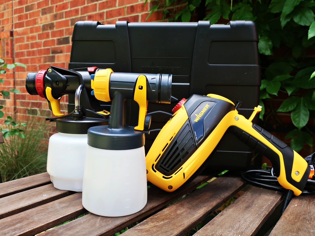 Wagner Flexio Wagner Flexio 3000 Review Tools In Action Power Tool