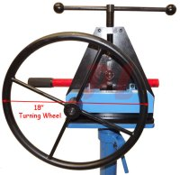 "1-1/2"" TUBE PIPE ROLLER Rolling Bender Bending Fabrication ..."