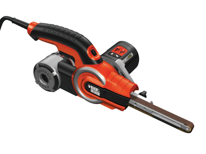 Powerfile Schuurbanden Black And Decker Powerfile Ka902ek | 400 Watt | + Koffer