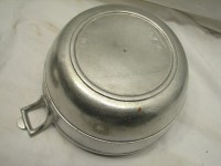 Vintage Wilton Pewter Covered Tureen Soup Serving Bowl w ...