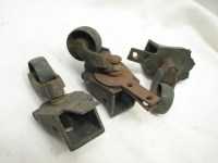 4 Antique Table Leg Toe Caps Paw Feet Claw Feet | eBay