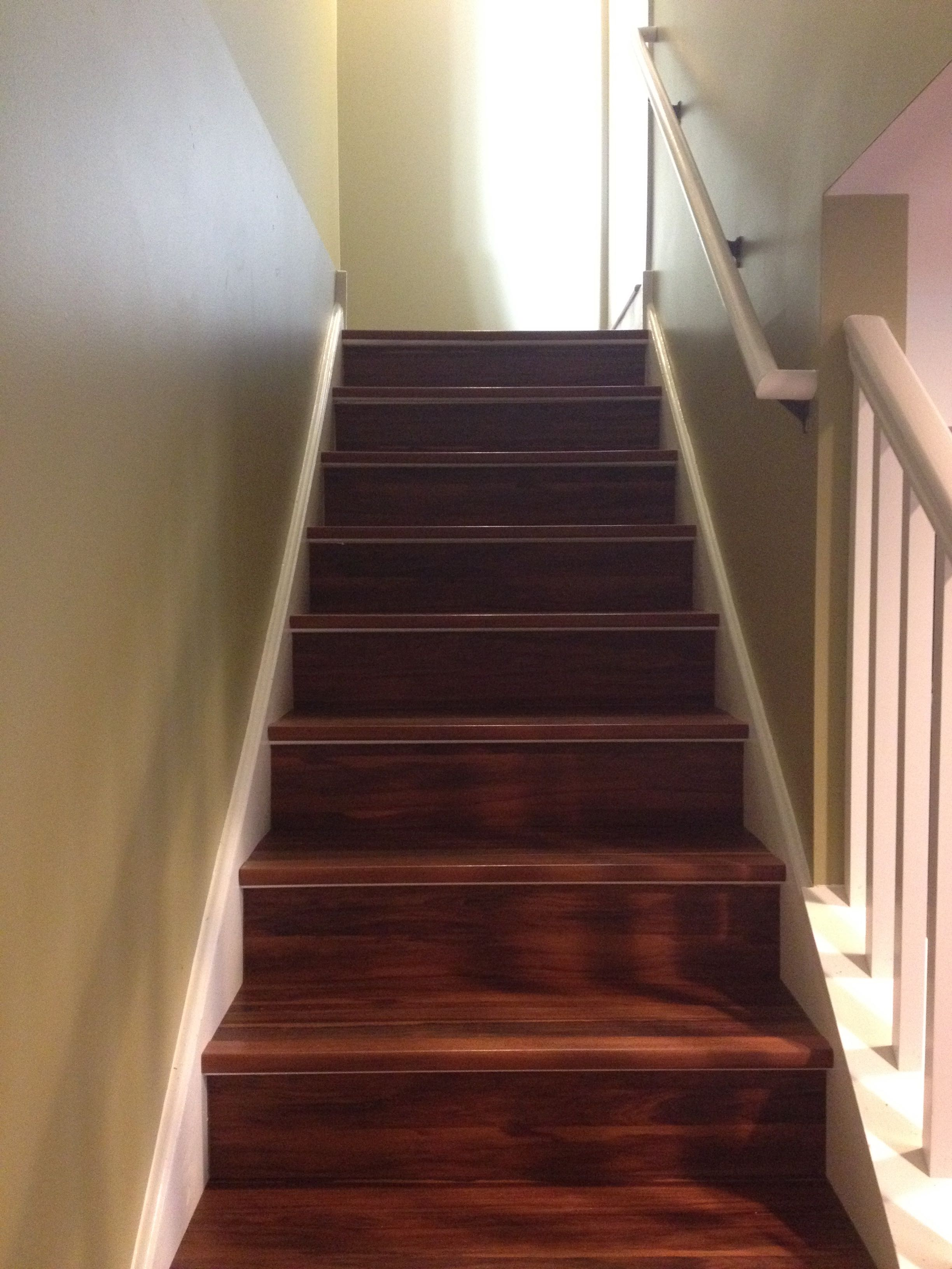 Flooring Ideas For Stairs 6 Ideas For Finishing Your Basement Stairs February 2019
