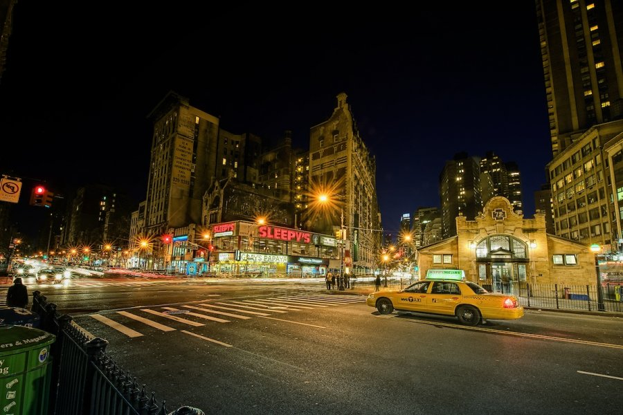 72nd-street-subway-station-night