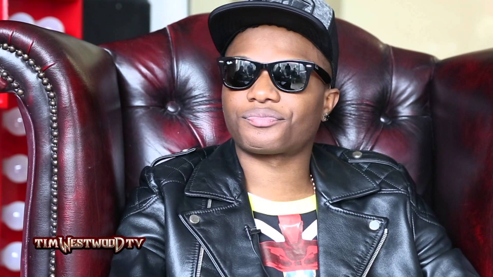 Wizkid Video Video Wizkid On Davido Banky W Chris Brown Rihanna And Star