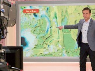 Donald Bäcker, Meteorologe und Moderator - Foto: Monika Sandel