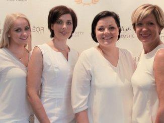 Das Team der Luisenkosmetik - Fotos: Annett Ullrich