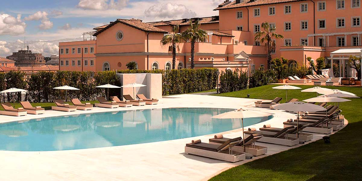 Award Winning Venue For Events, Gran Melia Rome, Prestigious Venues