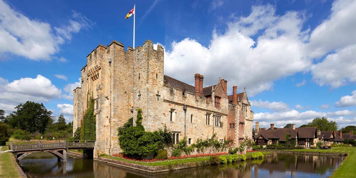 Castle Venue, Hever Castle, Prestigious Venues