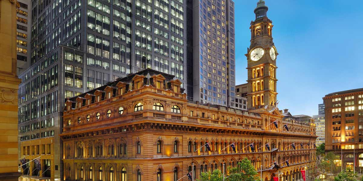 Five Star Hotel in Central Sydney, The Westin Sydney, Prestigious Venues
