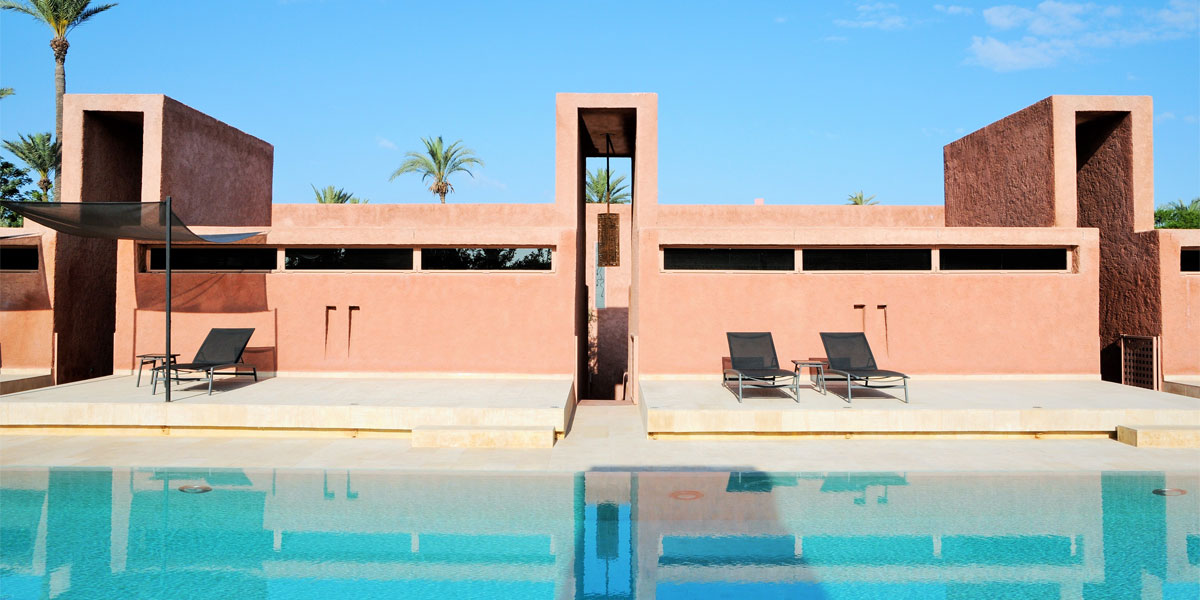 Pool Event Space, Hotel Dar Sabra Marrakech, Prestigious Venues
