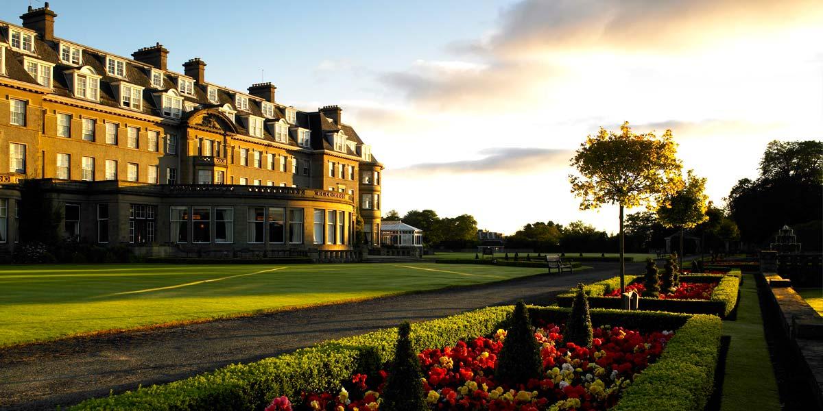 Reception Venues In Scotland, Gleneagles, Auchterarder, Prestigious Venues