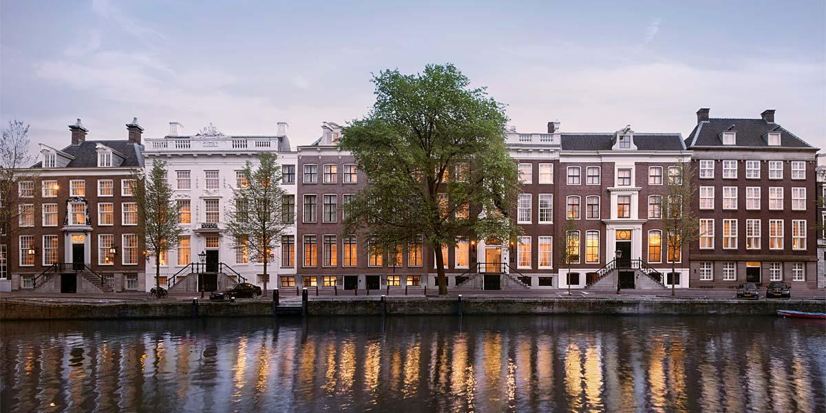 Riverside Venue in Amsterdam, Waldorf Astoria Amsterdam Hotel, Prestigious Venues