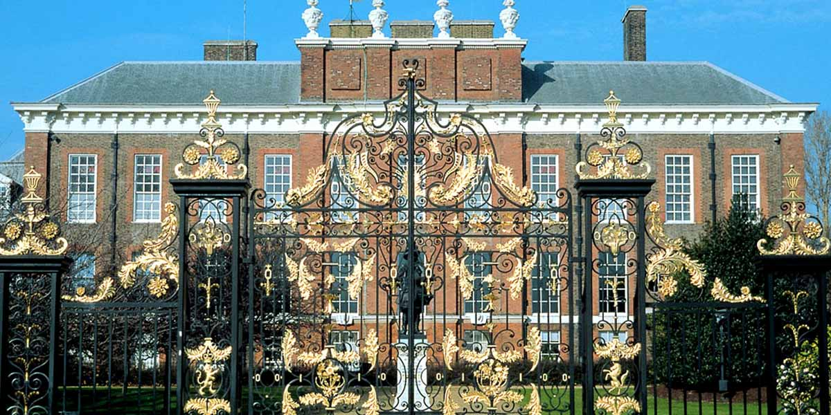 Royal Palace for Events in London, Kensington Palace, Prestigious Venues