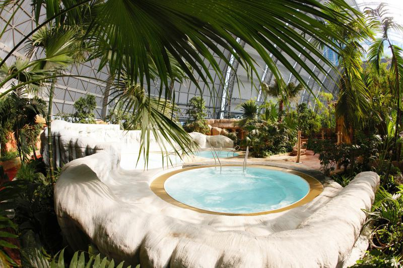 Bad Wellness Tropical Islands - Thermal Baths, Sauna And Wellness In