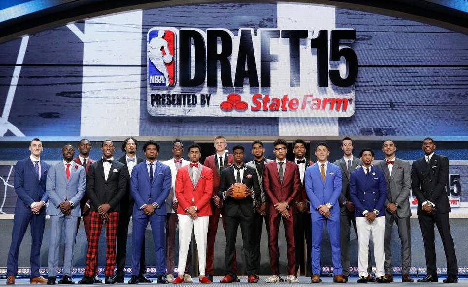 20155 nba draft