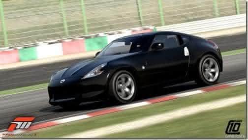 Forza Motorsport 3 um dos melhores jogos do xbox 360