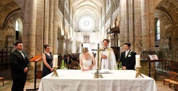 cumprimentos assinatura no casamento