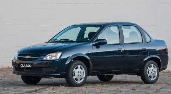 classic um dos carros mais baratos do brasil