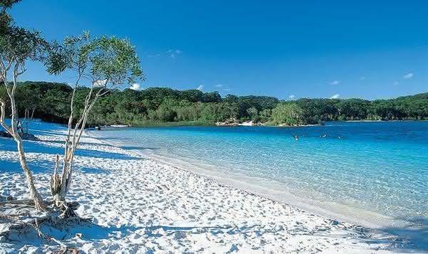Fraser ilha Australia