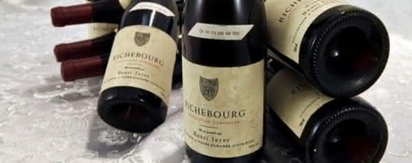 Henri Jayer Richebourg Grand Cru vinhos mais caros