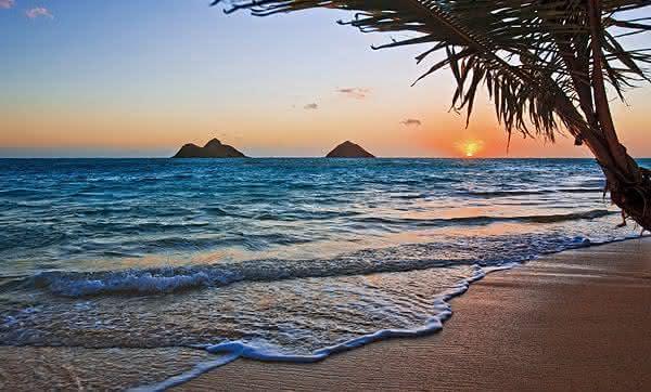 Lanikai praia Hawaii