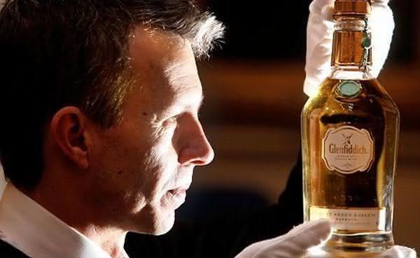 Glenfiddich Janet Sheed Roberts Reserve 1955 whiskys mais caros do mundo