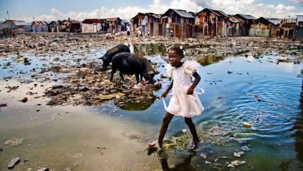 Haiti um dos países mais corruptos do mundo