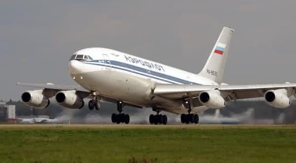 Ilyushin Il-86 avioes