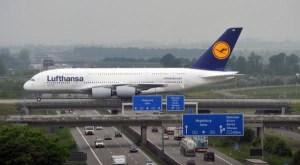 Top 10 maiores aviões de passageiros do mundo