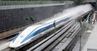 Top 10 trens mais rápidos do mundo