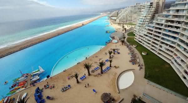 Top 10 piscinas mais incríveis do mundo