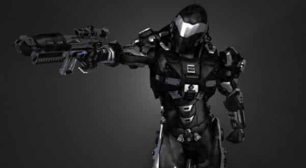 Top 10 futurísticas armas militares em desenvolvimento