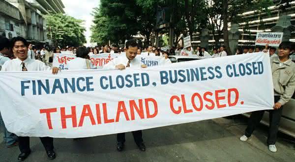 crise asiatica entre as maiores crises financeiras de todos os tempos