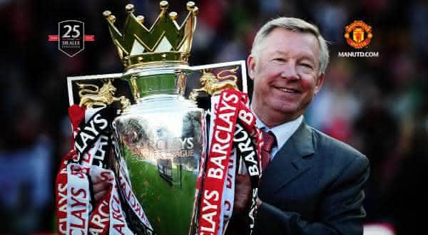 Sir Alex Ferguson entre os melhores treinadores de futebol do mundo