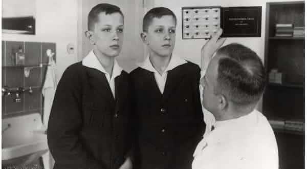 gemeos entre os chocantes experimentos nazistas