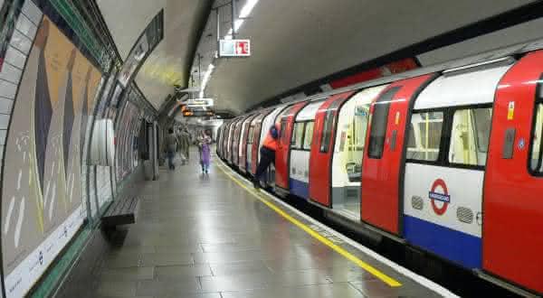 metro de londres entre os maiores sistemas de metro do mundo