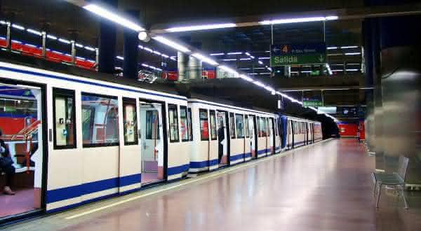 metro de madrid entre os maiores sistemas de metro do mundo