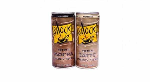 Shock Coffee Triple Latte produtos de cafes mais fortes do mundo