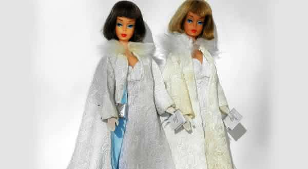 1965 Gala A Bend Barbie entre as bonecas Barbie mais caras do mundo