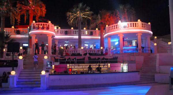 Halikarnas Club 2 entre as casas noturnas mais luxuosas do mundo