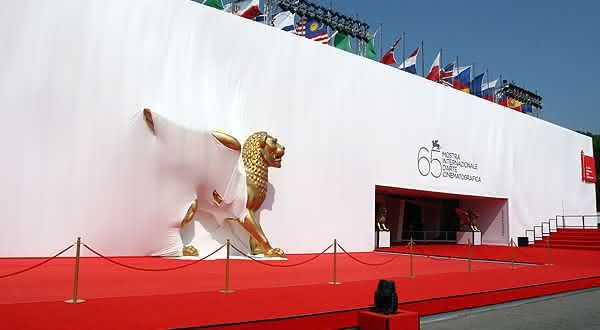 Venice Film Festival entre os maiores festivais de filmes do mundo