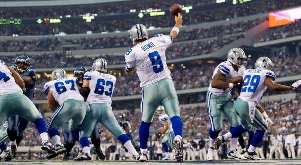 Dallas Cowboys entre os clubes de esportes mais valiosos do mundo