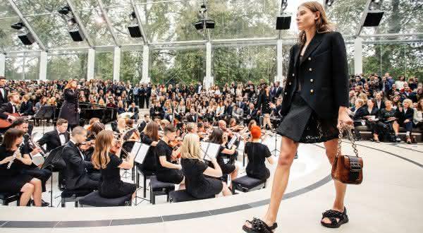 Top 10 cidades mais importantes para a moda