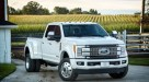 Ford F-450 Platinum 2 entre as camionetes mais caras do mundo