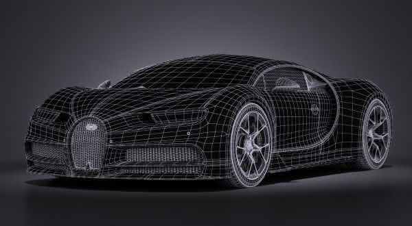 carro esportivo entre as coisas que voce deve saber sobre o novo Bugatti Chiron