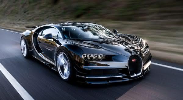 Top 10 coisas que você deve saber sobre o novo Bugatti Chiron