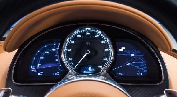 mais rapido entre as coisas que voce deve saber sobre o novo Bugatti Chiron