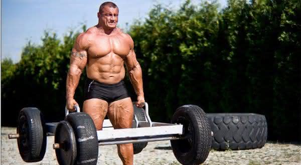 Top 10 homens mais fortes de todos os tempos