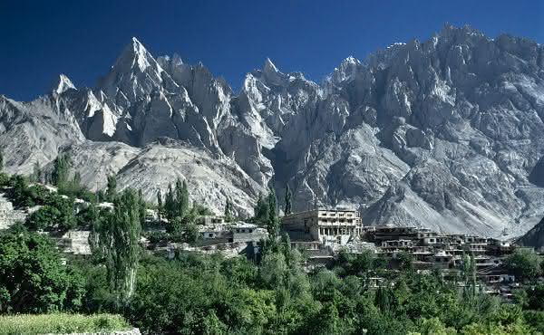 Hushe Village entre as cidades de maior altitude no mundo