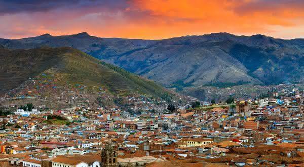 cuscos entre as cidades de maior altitude no mundo